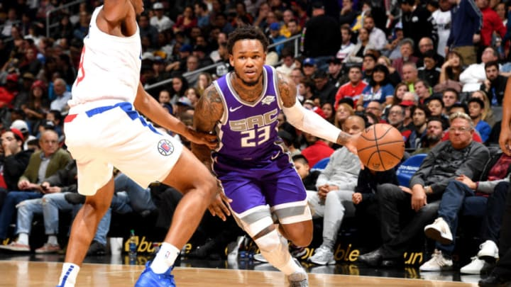 Houston Rockets Ben McLemore #23 of the Sacramento Kings (Photo by Andrew D. Bernstein/NBAE via Getty Images)