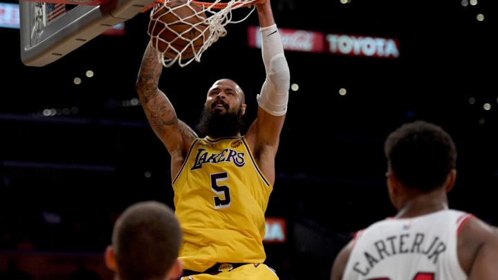 Tyson Chandler Los Angeles Lakers (Hans Gutknecht/MediaNews Group/Los Angeles Daily News via Getty Images)