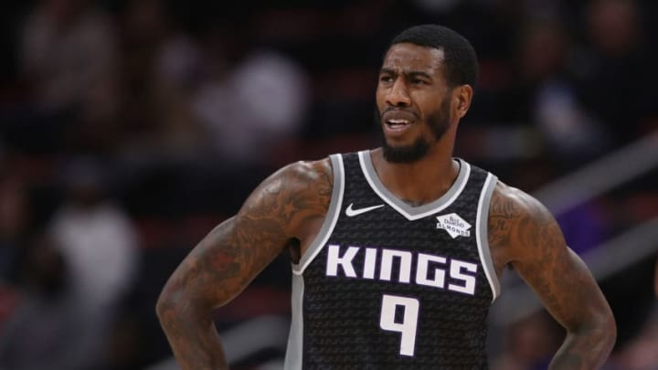 Iman Shumpert #9 of the Sacramento Kings (Photo by Leon Halip/Getty Images)