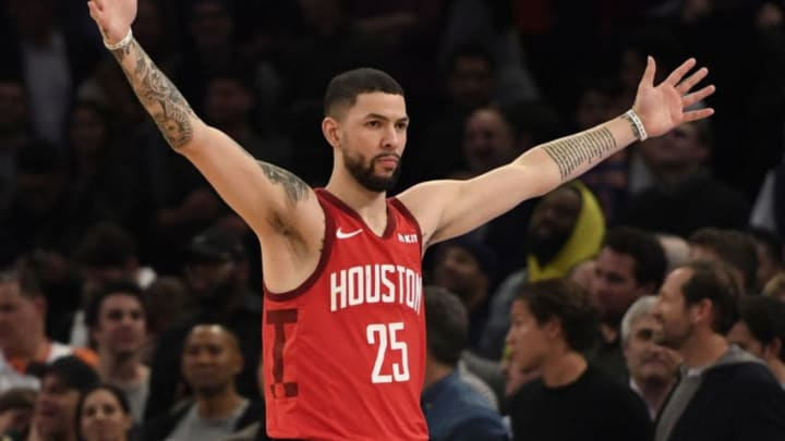 Houston Rockets Austin Rivers (Photo by Sarah Stier/Getty Images)