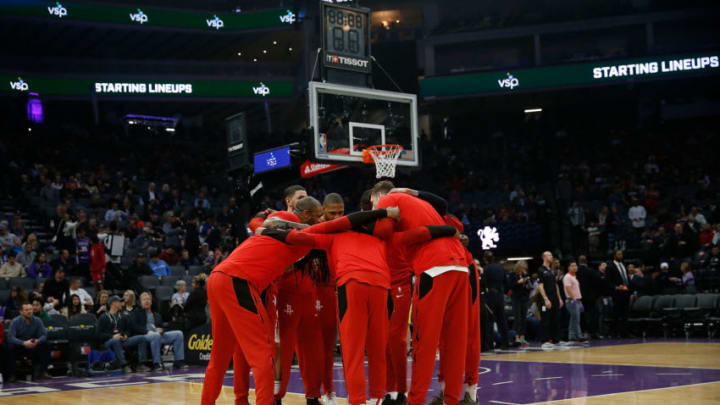 Houston Rockets (Photo by Lachlan Cunningham/Getty Images)