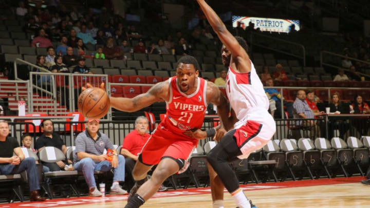 Michael Frazier #21 of the Rio Grande Valley Vipers (Photo by Christian Inoferio/NBAE via Getty Images)