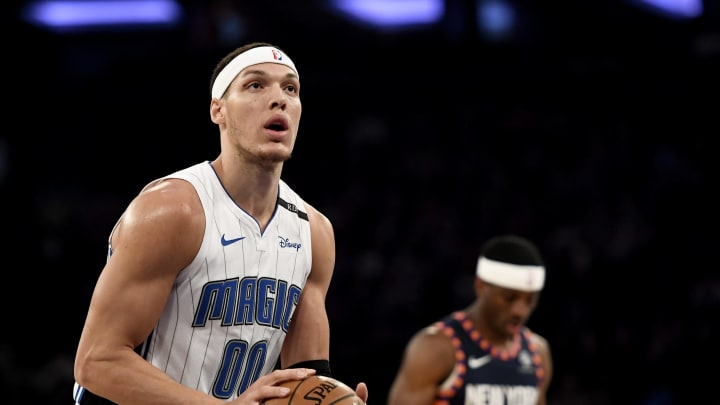 Aaron Gordon #00 of the Orlando Magic (Photo by Sarah Stier/Getty Images)