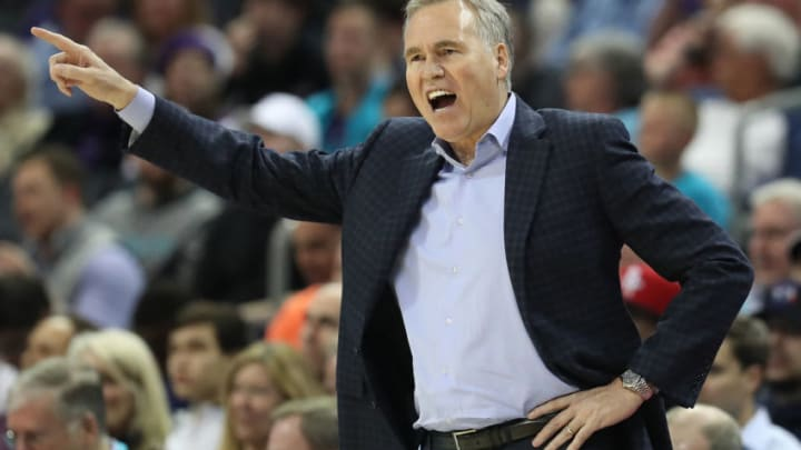 Houston Rockets Mike D'Antoni (Photo by Streeter Lecka/Getty Images)