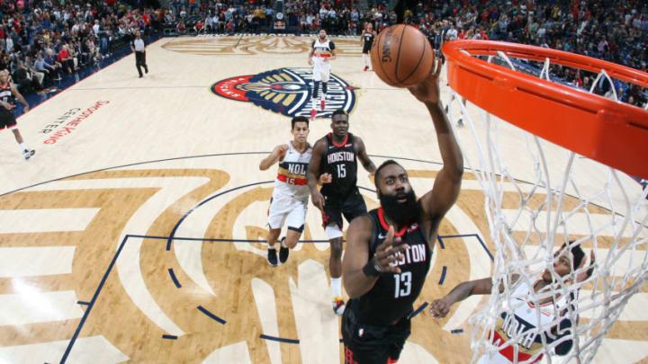 Houston Rockets James Harden (Photo by Layne Murdoch Jr./NBAE via Getty Images)