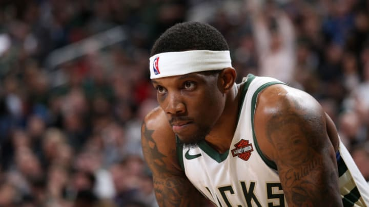 Milwaukee Bucks Eric Bledsoe (Photo by Gary Dineen/NBAE via Getty Images)