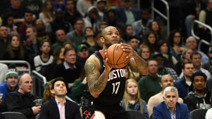 Houston Rockets PJ Tucker (Photo by Stacy Revere/Getty Images)