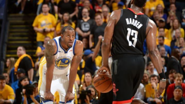 Houston Rockets Andre Iguodala (Photo by Noah Graham/NBAE via Getty Images)