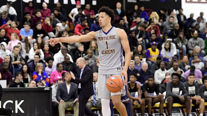Cade Cunningham #1 (Photo by Steven Ryan/Getty Images)