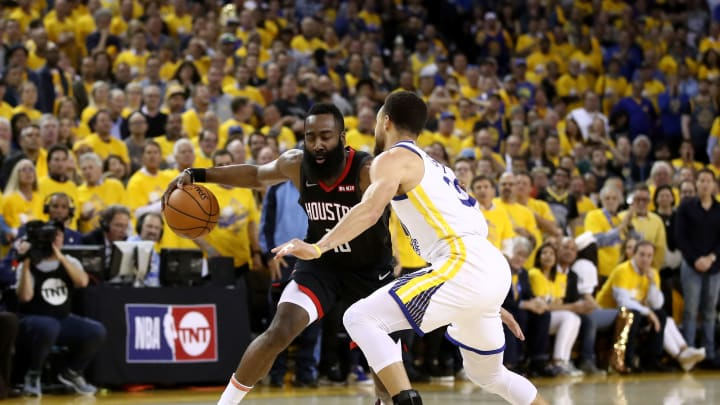 Houston Rockets James Harden (Photo by Ezra Shaw/Getty Images)
