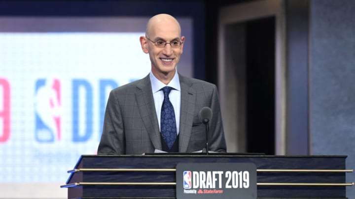 NBA Commissioner Adam Silver (Photo by Sarah Stier/Getty Images)