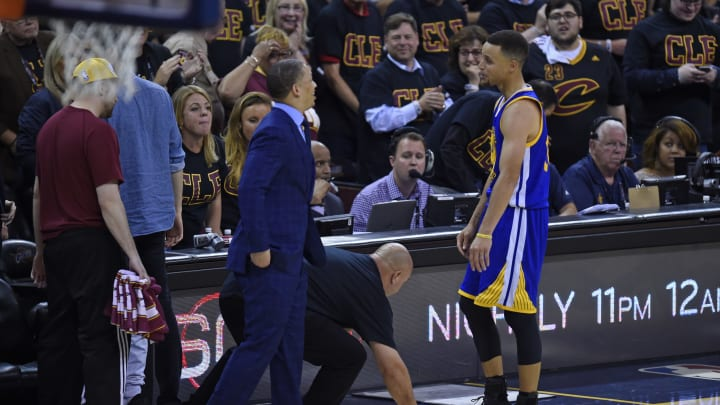 Golden State Warriors Stephen Curry (Photo by MediaNews Group/Bay Area News via Getty Images)
