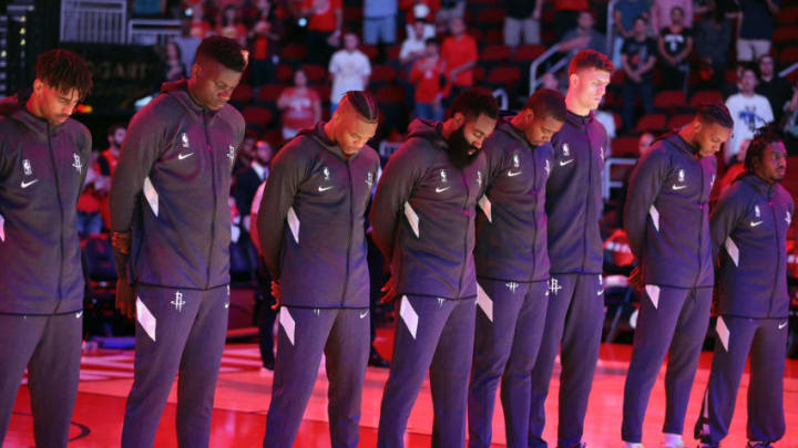 Houston Rockets (Photo by Bob Levey/Getty Images)