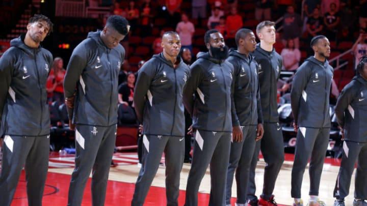 Houston Rocketsa (Photo by Bob Levey/Getty Images)