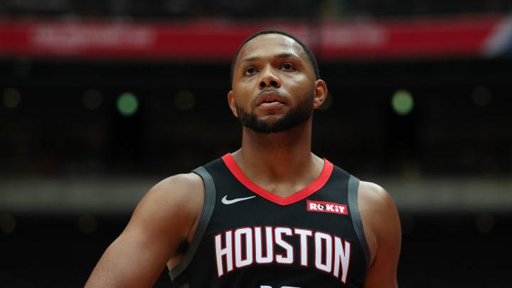 Eric Gordon #10 of Houston Rockets(Photo by Takashi Aoyama/Getty Images)