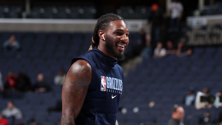 Memphis Grizzlies Jae Crowder (Photo by Joe Murphy/NBAE via Getty Images)