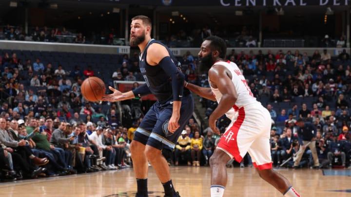 Houston Rockets James Harden Copyright 2019 NBAE (Photo by Joe Murphy/NBAE via Getty Images)