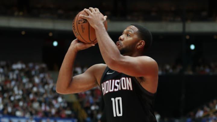 Houston Rockets Eric Gordon (Photo by Takashi Aoyama/Getty Images)