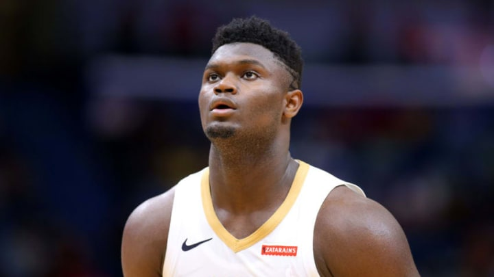 New Orleans Pelicans Zion Williamson (Photo by Jonathan Bachman/Getty Images)