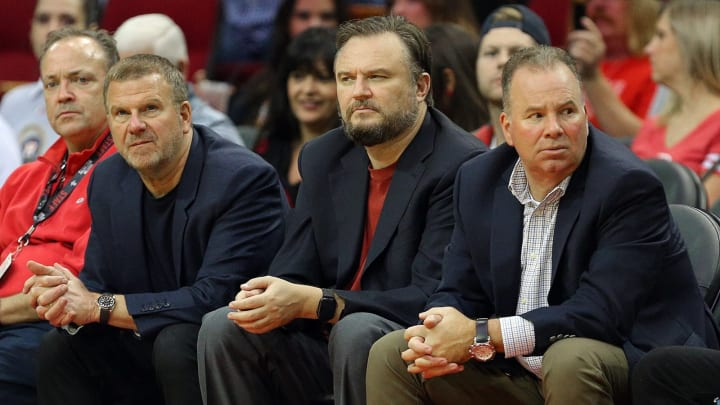 Daryl Morey (Photo by Bob Levey/Getty Images)