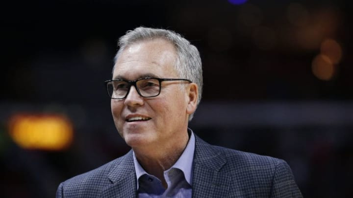 Houston Rockets Mike D'Antoni (Photo by Michael Reaves/Getty Images)