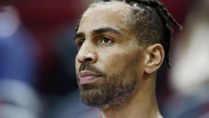 Houston Rockets Thabo Sefolosha (Photo by Chris Elise/NBAE via Getty Images)