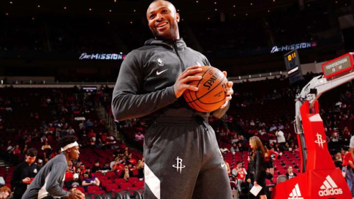 Houston Rockets P.J. Tucker (Photo by Cato Cataldo/NBAE via Getty Images)