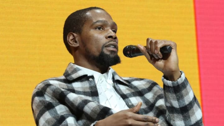 Brooklyn Nets Kevin Durant (Photo by Taylor Hill/Getty Images)