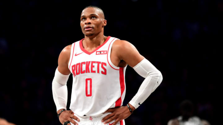 Houston Rockets Russell Westbrook (Photo by Emilee Chinn/Getty Images)
