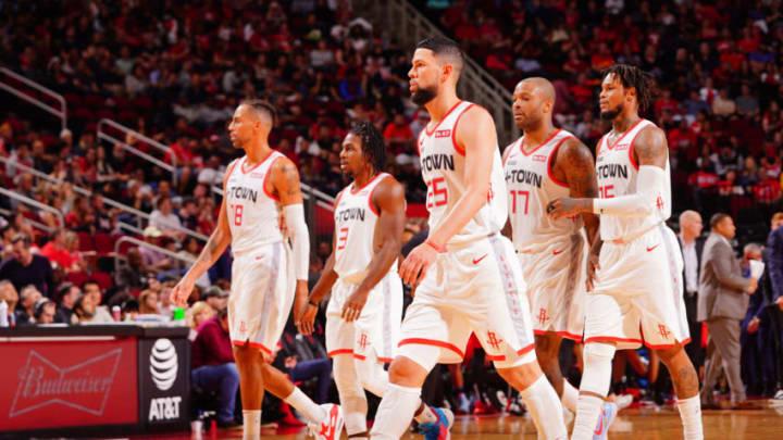 Houston Rockets (Photo by Cato Cataldo/NBAE via Getty Images)