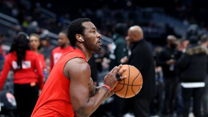 John Wall #2 of the Washington Wizards (Photo by Rob Carr/Getty Images)