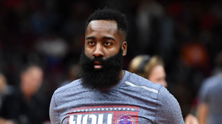 Houston Rockets James Harden (Photo by Stacy Revere/Getty Images)