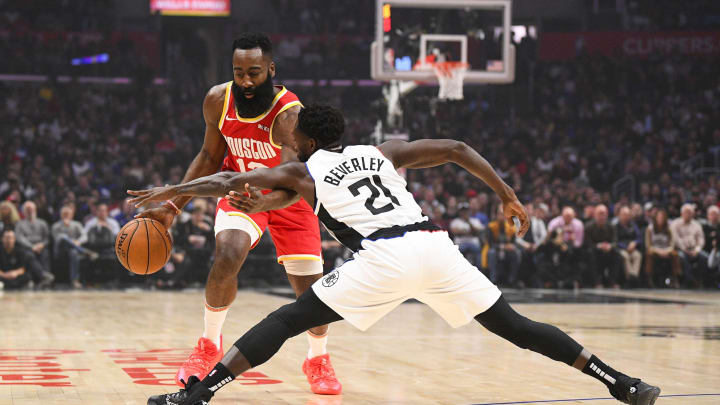 Houston Rockets James Harden (Photo by Brian Rothmuller/Icon Sportswire via Getty Images)