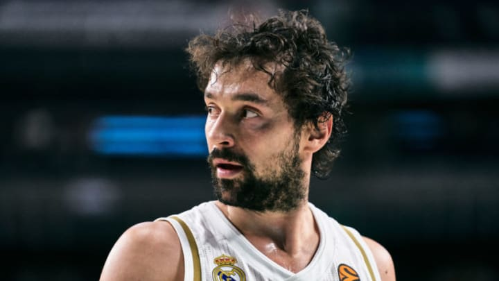 Houston Rockets Sergio Llull (Photo by Sonia Canada/Getty Images)