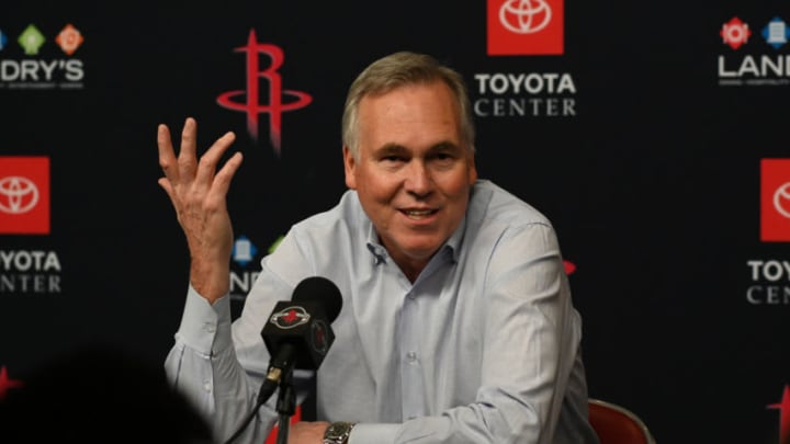 Mike D'Antoni Houston Rockets (Photo by John Rivera/Icon Sportswire via Getty Images)