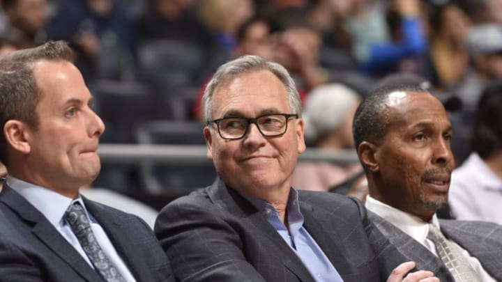 Mike D'Antoni Houston Rockets (Photo by Gary Bassing/NBAE via Getty Images)