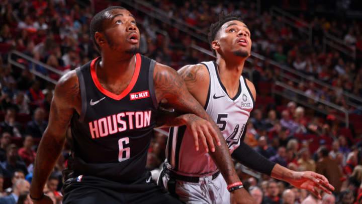 Houston Rockets Gary Clark (Photo by Bill Baptist/NBAE via Getty Images)