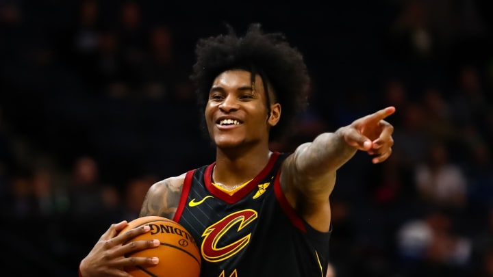 Kevin Porter Jr. #4 of the Cleveland Cavaliers (Photo by David Berding/Getty Images)