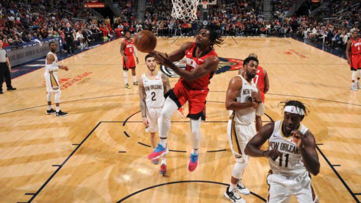 Houston Rockets Chris Clemons (Photo by Bill Baptist/NBAE via Getty Images)