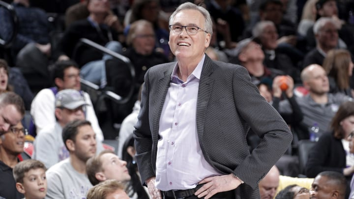 Houston Rockets Mike D'Antoni (Photo by Rocky Widner/NBAE via Getty Images)