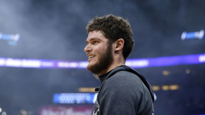 Tyler Johnson (Photo by Michael Reaves/Getty Images)