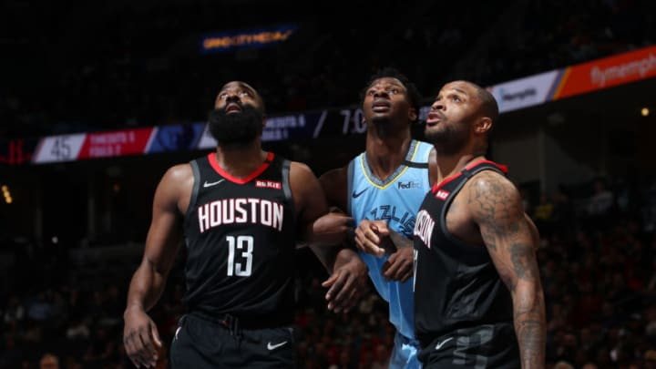 Houston Rockets James Harden (Photo by Joe Murphy/NBAE via Getty Images)