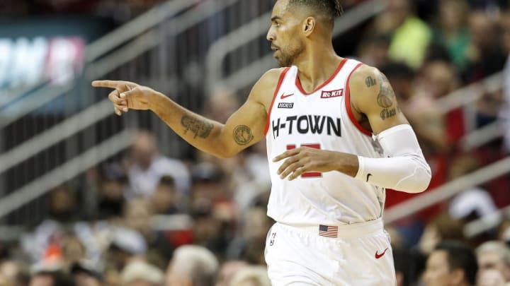Houston Rockets Thabo Sefolosha (Photo by Tim Warner/Getty Images)