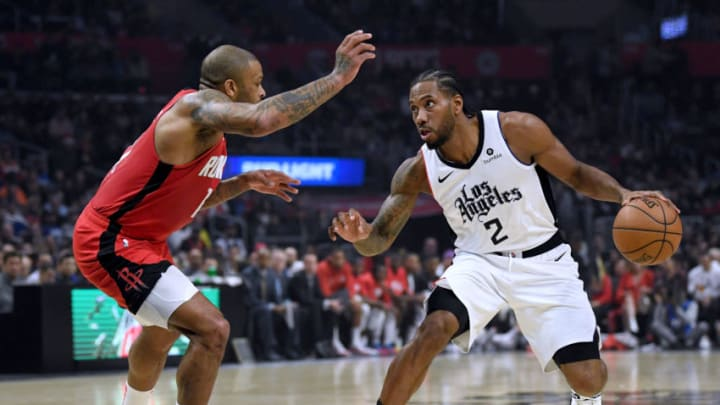 LA Clippers Kawhi Leonard (Photo by Harry How/Getty Images)