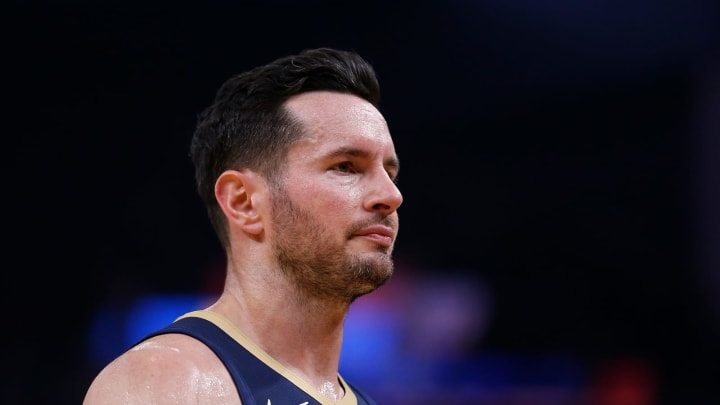 JJ Redick #4 of the New Orleans Pelicans (Photo by Lachlan Cunningham/Getty Images)