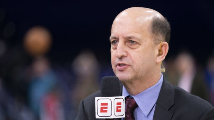 Jeff Van Gundy (Photo by Mitchell Leff/Getty Images)