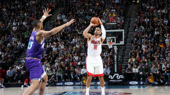 Houston Rockets Thabo Sefolosha (Photo by Melissa Majchrzak/NBAE via Getty Images)