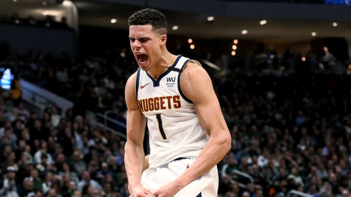 Michael Porter Jr. of the Denver Nuggets (Photo by Dylan Buell/Getty Images)