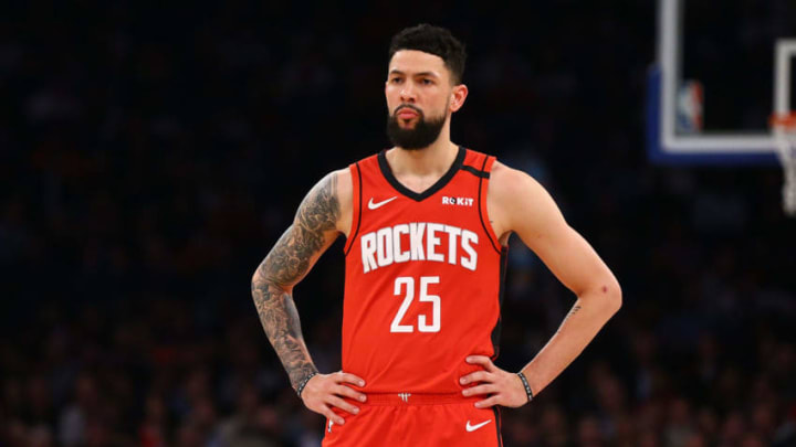 Houston Rockets Austin Rivers (Photo by Mike Stobe/Getty Images)