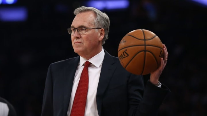 Houston Rockets Mike D'Antoni (Photo by Mike Stobe/Getty Images)